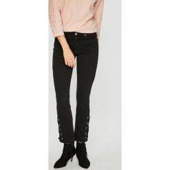 Medicine - Jeansy Vintage Revival. Czarne jeansy damskie MEDICINE. Za 119.90 zł.
