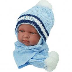 Czapka niemowlęca z szalikiem CZ+S 002B. Czapki dla dzieci marki Reserved. Za 38.76 zł.