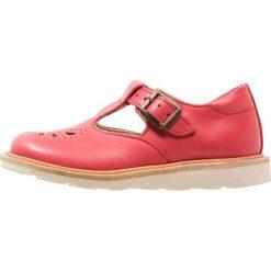 Young Soles ROSIE Baleriny z zapięciem rouge red. Baleriny dziewczęce Young Soles, z materiału. Za 459.00 zł.
