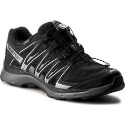 Buty SALOMON - Xa Lite Gtx GORE-TEX 393312 27 V0 Black/Quiet Shade/Monument. Czarne buty sportowe męskie Salomon, z gore-texu. W wyprzedaży za 389.00 zł.