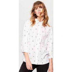 Klasyczna koszula - Biały. Koszule damskie marki SOLOGNAC. W wyprzedaży za 39.99 zł.