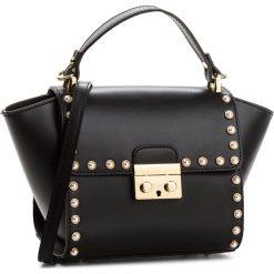 Torebka CREOLE - K10510 Czarny. Czarne torebki do ręki damskie Creole, ze skóry. Za 289.00 zł.