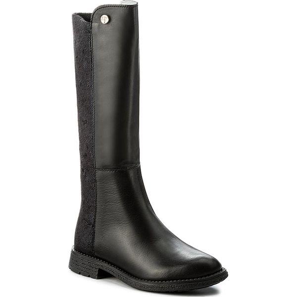Modne ubrania Kozaki STUART WEITZMAN - B171400 E-Black (Nappa) - Buty zimowe GZ41