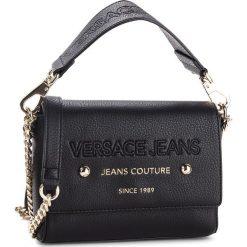 Torebka VERSACE JEANS - E1VSBBSA 70789 899. Czarne torebki do ręki damskie Versace Jeans, z jeansu. Za 609.00 zł.