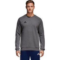 Adidas Bluza piłkarska Core 18 SW Top szara r. S (CV3960). Bluzy męskie marki bonprix. Za 119.00 zł.