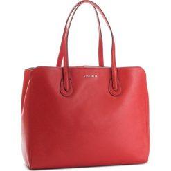 Torebka COCCINELLE - DQ1 Lulin E1 DQ1 11 01 01 Coquelicot R09. Czerwone torebki do ręki damskie Coccinelle, ze skóry. Za 1,149.90 zł.