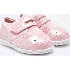 Emu Australia - Tenisówki Kitty Sneaker dziecięce. Trampki i tenisówki dziewczęce Emu Australia, z materiału. W wyprzedaży za 119.90 zł.