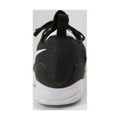 Nike Performance MEN AIR ZOOM ULTRA REACT HC Obuwie do tenisa Outdoor black/white/anthracite. Trekkingi męskie Nike Performance, z materiału, na golfa. W wyprzedaży za 534.65 zł.