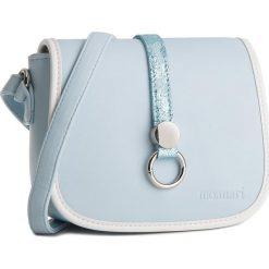 Torebka MONNARI - BAG3480-012  Light Blue 012. Listonoszki damskie marki bonprix. W wyprzedaży za 99.00 zł.