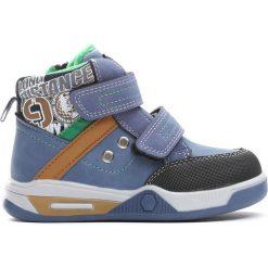 Niebieskie Buty Sportowe The House. Niebieskie buty sportowe chłopięce Born2be, z materiału. Za 69.99 zł.