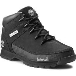 Trapery TIMBERLAND - Euro Sprint 6361R/TB06361R0011 Black. Czarne śniegowce i trapery męskie Timberland, z gumy. W wyprzedaży za 549.00 zł.