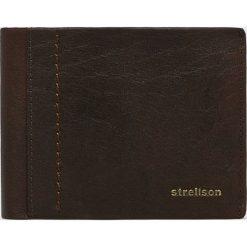 Strellson - Portfel skórzany. Brązowe portfele męskie Strellson, z materiału. Za 219.90 zł.