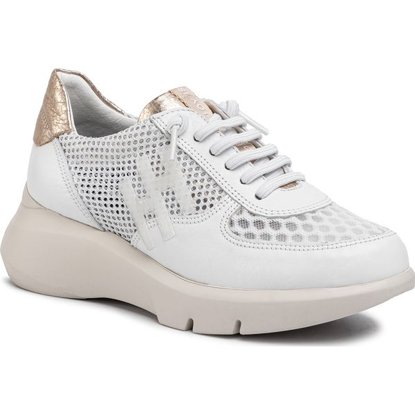 Sneakersy HISPANITAS Cuzco HV00207 White