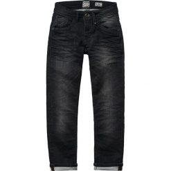 """Dżinsy """"Dean"""" - Slim fit - w kolorze czarnym. Jeansy dla chłopców marki Reserved. W wyprzedaży za 99.95 zł."""