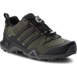 Buty adidas - Terrex Swift R2 Gtx GORE-TEX CM7497 Reatea/Cblack/Sslime. Zielone trekkingi męskie Adidas, z gore-texu. W wyprzedaży za 449.00 zł.
