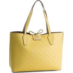 Torebka GUESS - HWEM64 22150 LET. Szare torebki do ręki damskie Guess, ze skóry ekologicznej. W wyprzedaży za 419.00 zł.