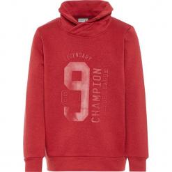 """Bluza """"Rene"""" w kolorze czerwonym. Czerwone bluzy dla chłopców Name it Kids, z bawełny. W wyprzedaży za 67.95 zł."""