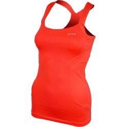Reebok Koszulka Strap Vest Bright pomarańczowa r. XS (K24649). T-shirty damskie Reebok. Za 38.25 zł.