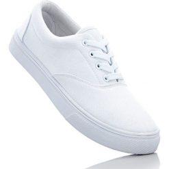 Tenisówki bonprix biały. Trampki i tenisówki damskie marki Converse. Za 49.99 zł.