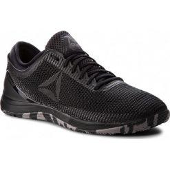 Buty Reebok - Crossfit Nano 8.0 CN2967 Black/Shark/Red. Czarne buty sportowe męskie Reebok, z materiału. W wyprzedaży za 409.00 zł.