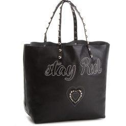 Torebka RED VALENTINO - Q2B0631 Nero 0NO 1. Czarne torebki do ręki damskie Red Valentino, ze skóry. W wyprzedaży za 1,699.00 zł.