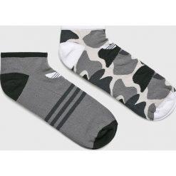 Adidas Originals - Skarpety (2-pack). Czarne skarpety męskie marki Giacomo Conti, z bawełny. Za 39.90 zł.