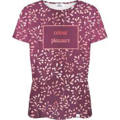 Colour Pleasure Koszulka damska CP-030 253 fioletowa r. M/L. T-shirty damskie Colour Pleasure. Za 70.35 zł.