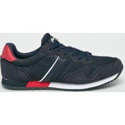 American Club - Buty. Szare buty sportowe męskie American CLUB, z gumy. W wyprzedaży za 99.90 zł.