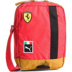 Saszetka PUMA - Sf Fanwear Portable 075501 01 Rosso Corsa/Puma Black. Czerwone saszetki męskie Puma, z materiału, młodzieżowe. Za 139.00 zł.