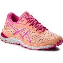 Buty ASICS - Gel-Cumulus 20 1012A008  Mojave/Fuchsia Purple 800. Brązowe obuwie sportowe damskie Asics, z materiału. W wyprzedaży za 409.00 zł.