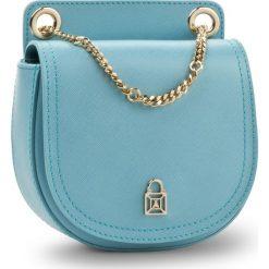 Torebka PATRIZIA PEPE - 2V6720/AT78-C696  Queen Azure. Niebieskie torebki do ręki damskie Patrizia Pepe, ze skóry. W wyprzedaży za 409.00 zł.