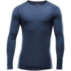 Devold Koszulka Męska Hiking Man Shirt Night L. Szare koszulki sportowe męskie Devold, na lato, z wełny, z długim rękawem. Za 279.00 zł.