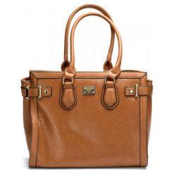 Bessie London Torebka Damska Brązowy. Brązowe torebki do ręki damskie Bessie London. Za 247.00 zł.