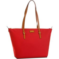 Torebka LAUREN RALPH LAUREN - Chadwick 431700399003 Red. Czerwone torebki do ręki damskie Lauren Ralph Lauren, z materiału. Za 529.90 zł.