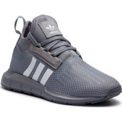 Buty adidas - Swift Run Barrier AQ1024 Grey/Ftwwht/Grefiv. Szare buty sportowe męskie Adidas, z materiału. Za 399.00 zł.