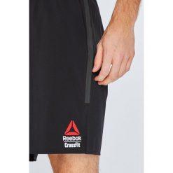Reebok - Szorty Rc Speed Short. Pomarańczowe krótkie spodenki sportowe męskie Reebok. W wyprzedaży za 219.90 zł.