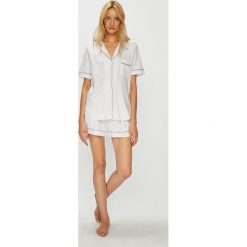 Dkny - Piżama. Szare piżamy damskie DKNY, z bawełny. W wyprzedaży za 299.90 zł.