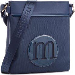 Torebka MONNARI - BAGB950-013 Navy. Niebieskie listonoszki damskie Monnari, z materiału. W wyprzedaży za 169.00 zł.