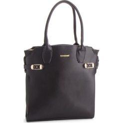 Torebka MONNARI - BAG3490-020 Black. Czarne torebki do ręki damskie Monnari, ze skóry ekologicznej. W wyprzedaży za 199.00 zł.