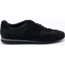 Joop! - Buty Hernas. Czarne buty sportowe męskie JOOP!, z gumy. W wyprzedaży za 449.90 zł.