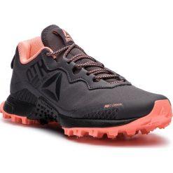 Buty Reebok - All Terrain Craze CN5245  Gray/Digital Pink/Black. Czerwone obuwie sportowe damskie Reebok, z materiału. W wyprzedaży za 219.00 zł.