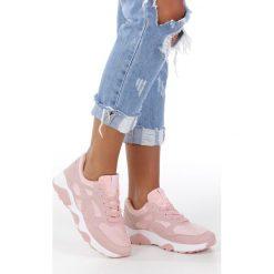 Różowe buty damskie Adidas, kolekcja jesień 2019