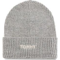 Czapka TOMMY HILFIGER - Effortless Knit Bean AW0AW05950 050. Czapki i kapelusze damskie marki WED'ZE. W wyprzedaży za 159.00 zł.