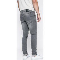 Only & Sons - Jeansy Loom med grey. Szare jeansy męskie Only & Sons. W wyprzedaży za 79.90 zł.