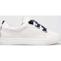 Public Desire - Buty. Niebieskie obuwie sportowe damskie Public Desire, z gumy. W wyprzedaży za 149.90 zł.