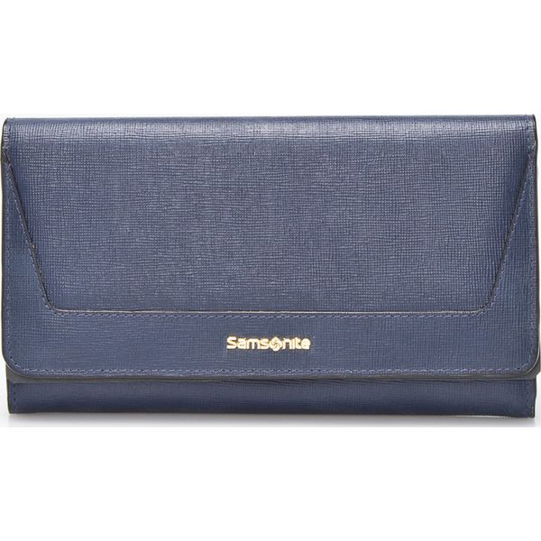 30c216a6ed742 Samsonite - Portfel skórzany - Portfele damskie marki Samsonite. W ...