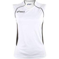 Asics Koszulka damska Aruba biało czarna r. S (T603Z1.0190). Bluzki damskie Asics. Za 72.00 zł.