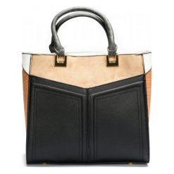 Bessie London Torebka Damska Czarny. Czarne torebki do ręki damskie Bessie London. W wyprzedaży za 179.00 zł.