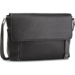 Torba na laptopa LANETTI - RM0333 Black. Czarne torby na laptopa damskie Lanetti, ze skóry ekologicznej. Za 139.99 zł.