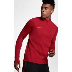 Nike Bluza męska Dry SQUAD Drill czerwona r. XL (859197 657). Bluzy męskie marki bonprix. Za 149.00 zł.